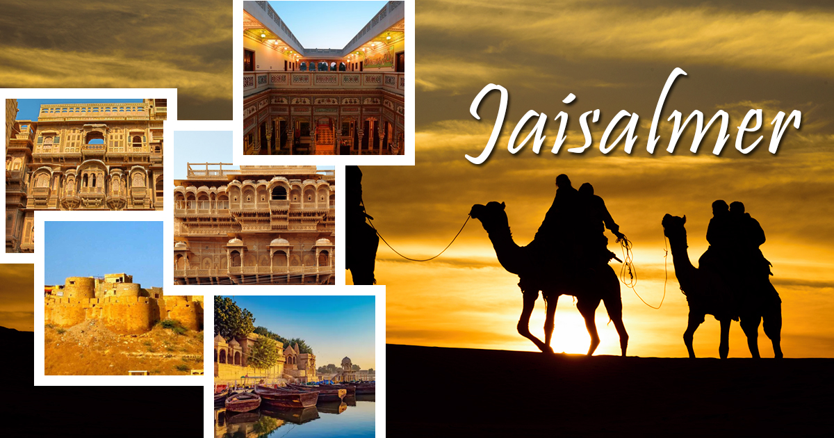 Jaisalmer Best Places to visit in Rajasthan